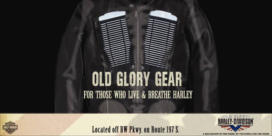 Old Glory Gear Ad