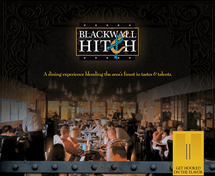 Blackwall Hitch Brand Concept