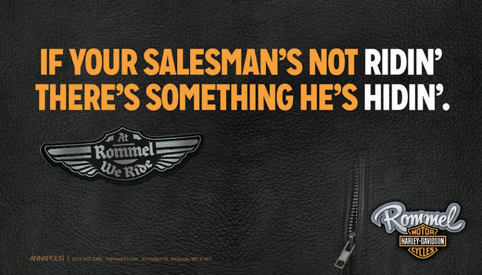 if-your-salesman-not-riding-ad
